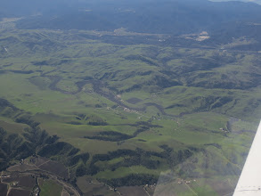 Photo: Beautiful California valley, headed south toward Paso Robles