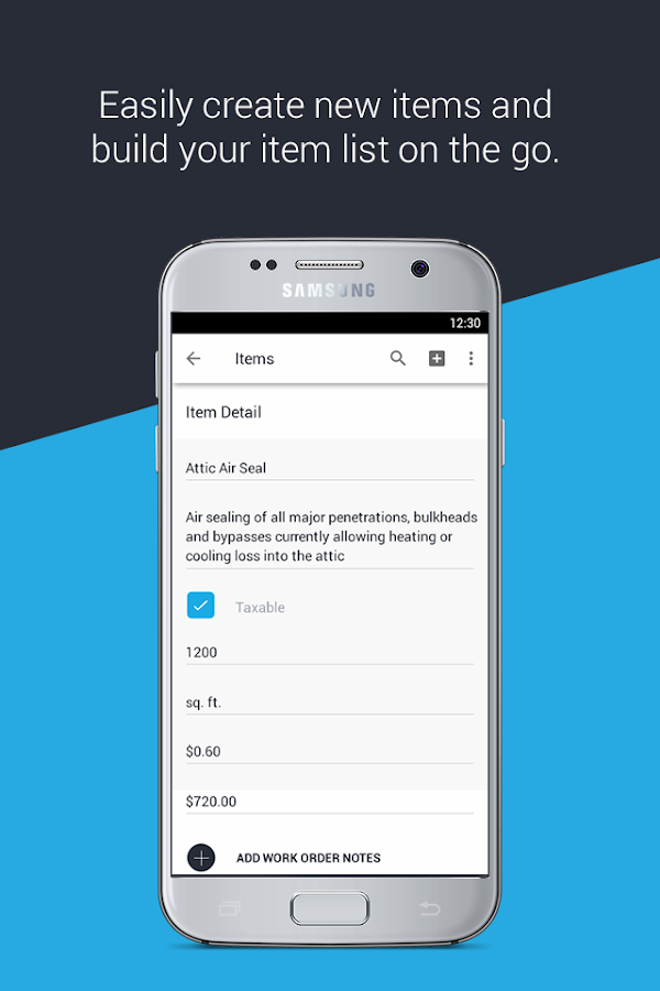 Contractor estimate proposal android apps on google play Build your home app