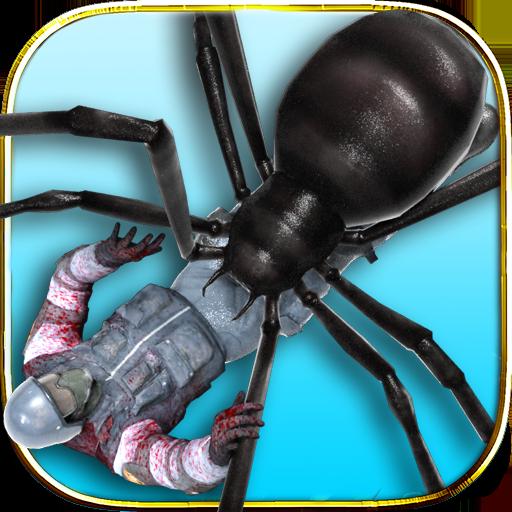 Spider Hunter Amazing City 3D