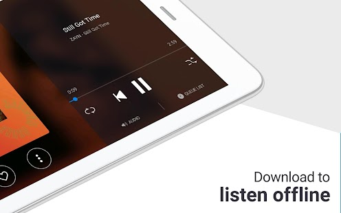 Deezer Music & MP3 Player: Songs, Radio & Podcasts Screenshot