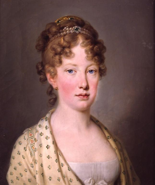 Retrato da princesa Leopoldina