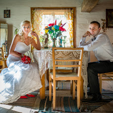 Wedding photographer Mariusz Czykwin (czykwin). Photo of 14.02.2014