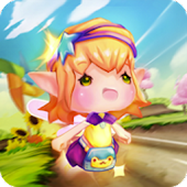 Fairy Rush: Fly To Candy Land