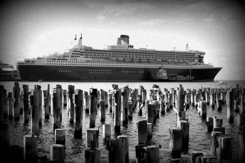 Photo: Queen Mary II