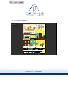 Tyler Johnson Insurance- screenshot thumbnail