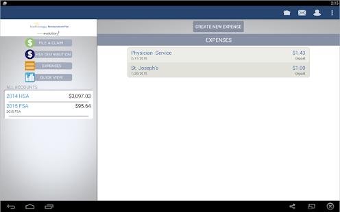 BenStrat Reimbursement Plan- screenshot thumbnail