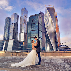 Wedding photographer Mikhail Tomilov (Tomas). Photo of 31.01.2017