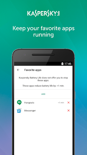 Kaspersky Battery Life: Saver & Booster for PC