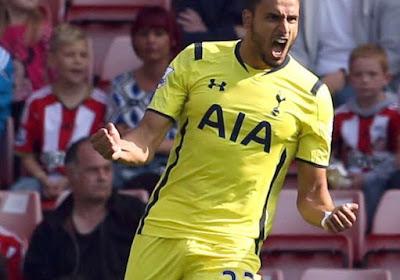 Premier League: Chadli verliest ondanks knappe goal, ook Lukaku en Pocognoli winnen niet