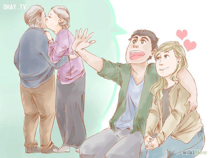 5. Cảm nhận tình cảm dựa vào những lời anh ấy nói