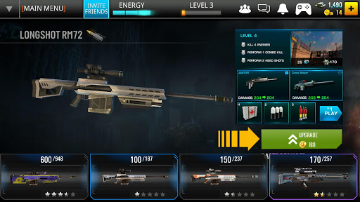 Realistic sniper game 1.1.3 app download 4