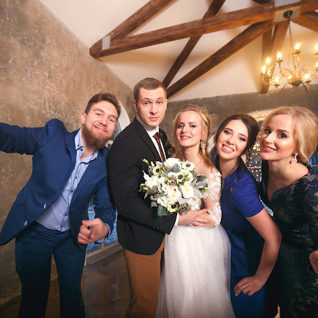 Wedding photographer Inna Guseva (innaguseva). Photo of 23.11.2017