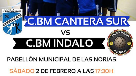 Último derbi liguero para el CBM Cantera Sur El Ejido