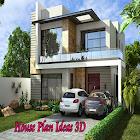 Hausplanideen 3D icon