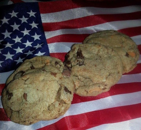 All American Cookies Recipe