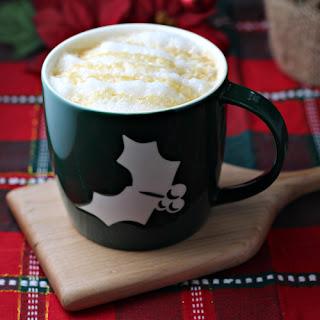 Caramel Vanilla Latte