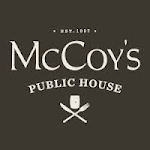 Logo of Mccoy's Public House Thompson's Dry Stout