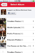 Photo: When I went to the photo section, it allowed me to go directly to Facebook to pick which pictures I want to print out. I could pick any of the pictures on Facebook or Instagram, and have it printed and sent to Walgreens via this wonderful app.