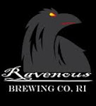 Logo for Ravenous Brewing Company