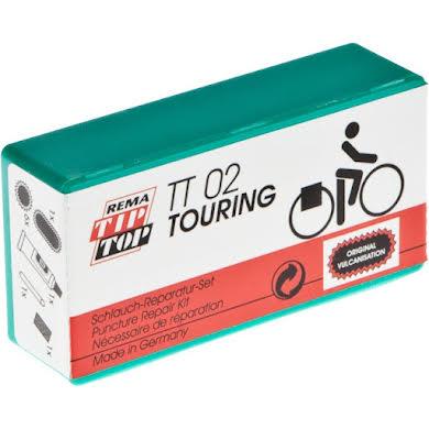 Rema Tip Top TT02 Vulcanizing Patch Kit