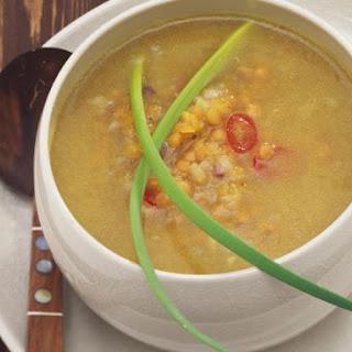 Spiced Lentil Soup