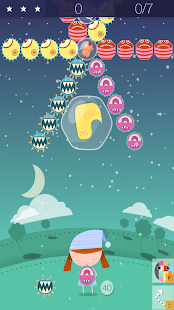Bubble Monsters Popper- screenshot thumbnail
