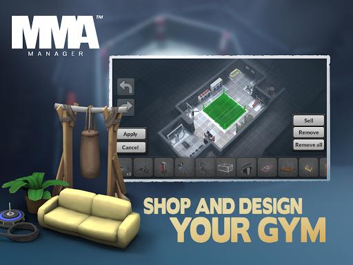 MMA Manager 0.32.3 screenshots 11