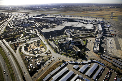 Fight and flight: Oppenheimer aviation company Fireblade claims the Gupta family influenced the decision to deny their application for a luxury terminal at OR Tambo airport Picture: SUPPLIED