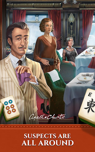 Mahjong Crimes - Mahjong & Mystery apktram screenshots 13
