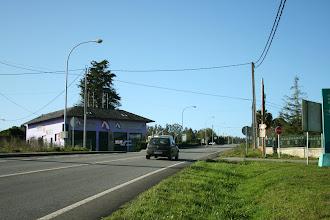 Photo: Bergondo á altura do Casa do Concello. Estrada Coruña-Ferrol (2012)
