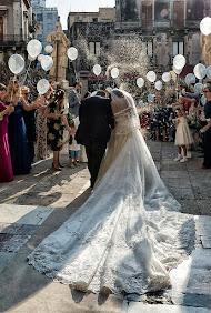 Fotografo di matrimoni Giuseppe Boccaccini (boccaccini). Foto del 21.05.2018