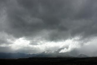 Photo: Storm over Mazatzal Mountains, Tonto National Forest, Arizona