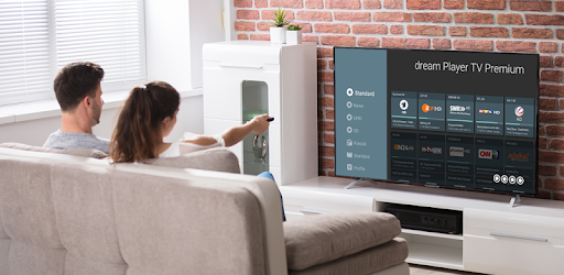 Watch Live-TV or recorded movies from your TVheadend receiver on your Android TV