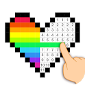 Pixel Art - Color by the Block Number icon