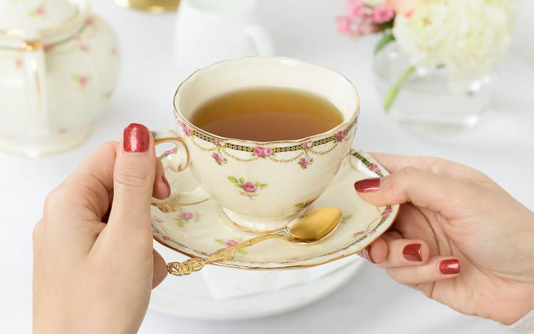 Thực phẩm tốt cho gan trà