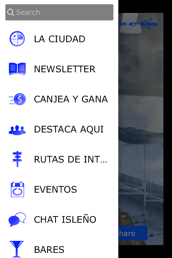 LA ISLA CONECTA- screenshot