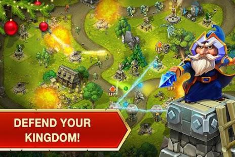 Toy Defense: Fantasy Tower TD Screenshot 5