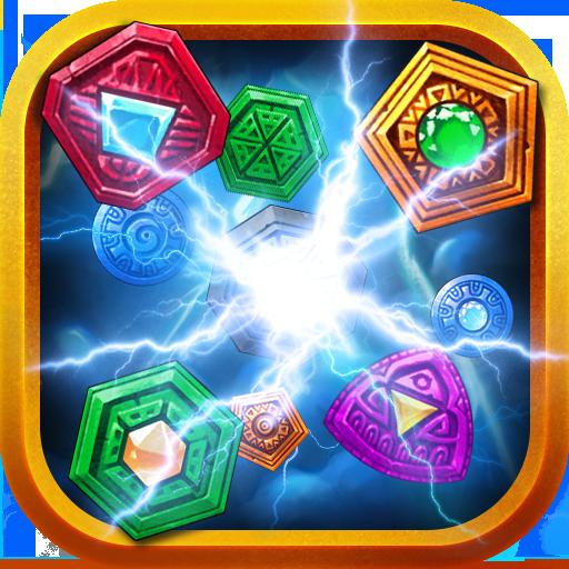 神秘寶石 休閒 App LOGO-硬是要APP