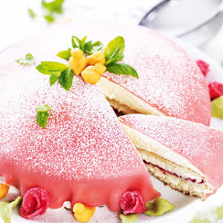 Princess Cake (PrincesståRta) Recipe