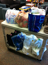 Photo: We doubled the amount we were able to donate!!