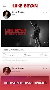 Luke Bryan - náhled