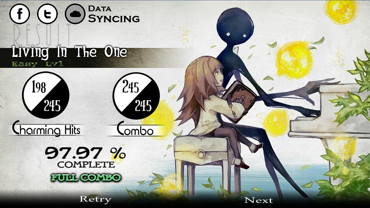 Deemo- screenshot