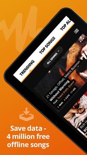 Audiomack - Download New Music 3.9.8 screenshots 7