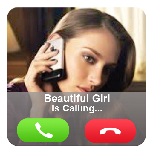 Fake Call Beautiful Girl