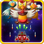 Download Chicken Galaxy Infinity Shooter Free