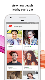 Meetville - Meet New People Online. Dating App- screenshot thumbnail