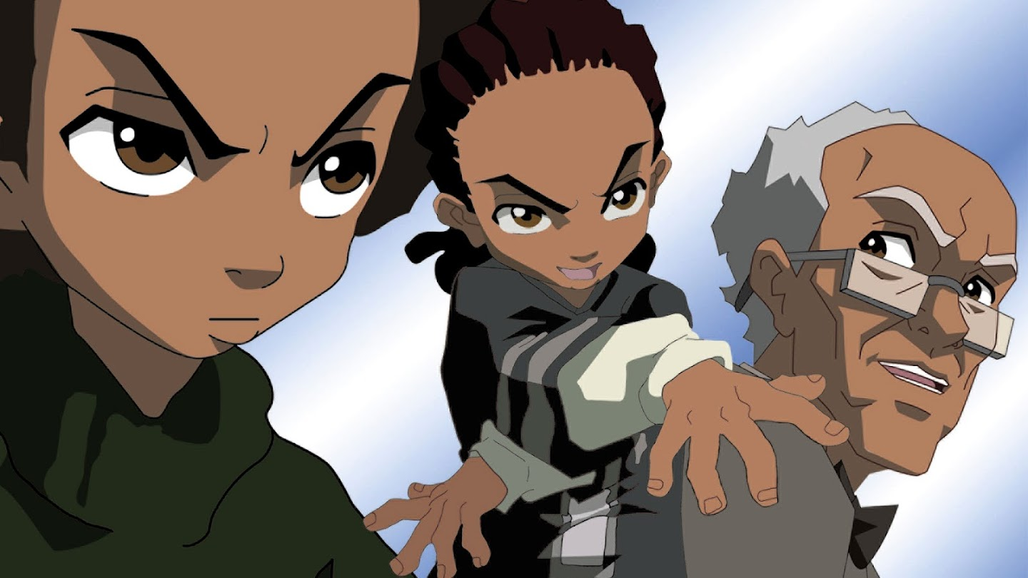 Watch The Boondocks live