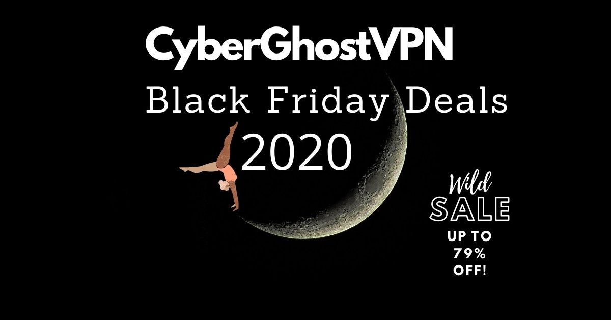 CyberGhost VPN: Get up to 79% Discount