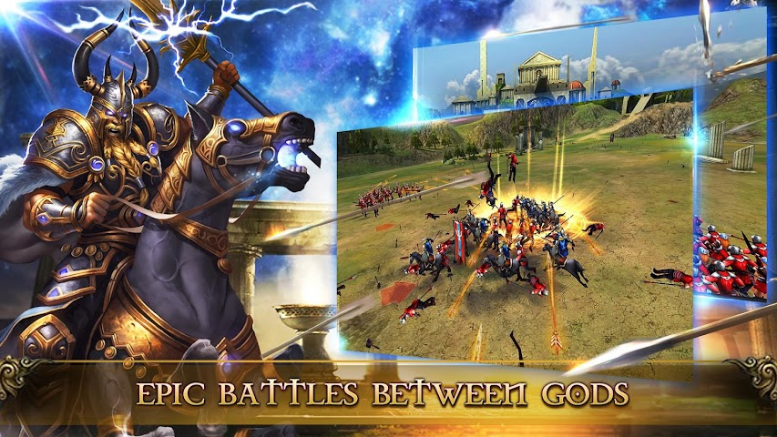 android Clash Of Gods Screenshot 7