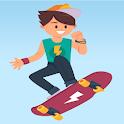 Go Speed Skater icon